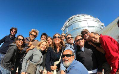 Visita al Gran Telescopio Canarias, GRANTECAN