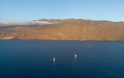 Puerto Santa Cruz de la Palma, puerto de llegada